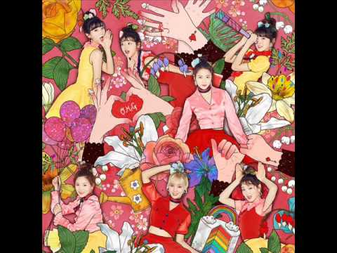 [Full Album] 오마이걸 (OH MY GIRL) - COLORING BOOK