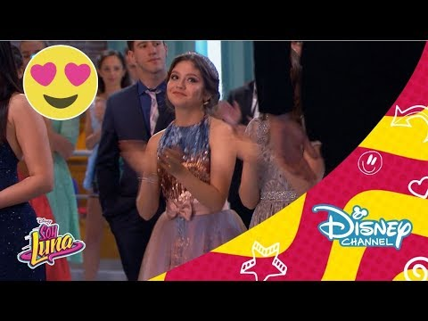 Soy Luna 2: Videoclip Soy Luna -  Nobody But You    Disney Channel Oficial