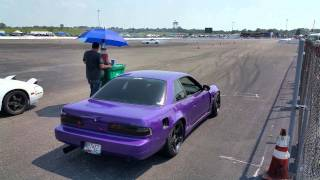 V8 240sx s13 Drift