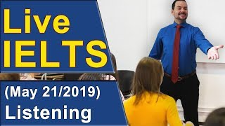 IELTS Live - Listening - Practice for Band 9