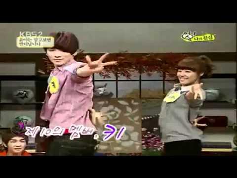 SHINee (샤이니) - Key Baila Tell Me Your Wish[Genie]