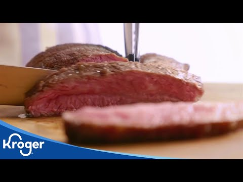 Prep + Pared: Chimichurri Steak