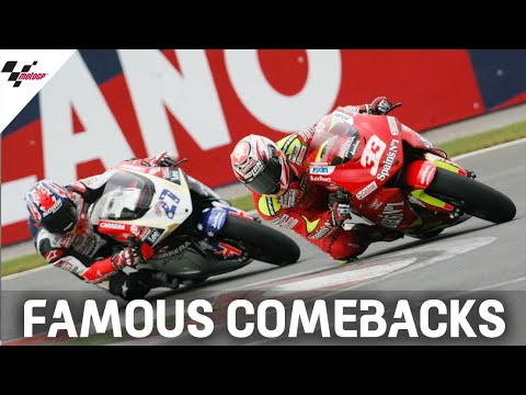 Famous Comebacks: Marco Melandri in Turkey 2006