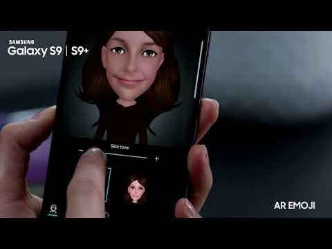Sådan opretter du AR Emoji på Samsung Galaxy S9/S9+
