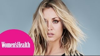 Behind the Scenes With Kaley Cuoco