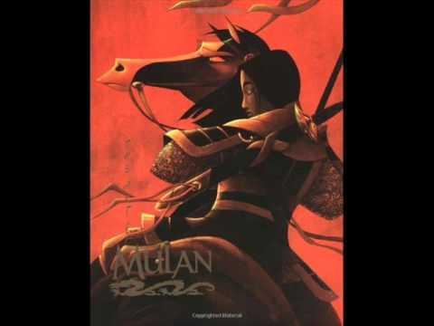 Mulan OST - Short Hair (Extended)
