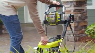 Video: Lavadora a presión ONE+™ E-Start de 3200 psi