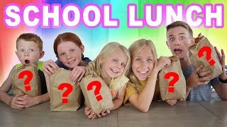 Last To Eat School Lunch Wins $$$ First Day of School