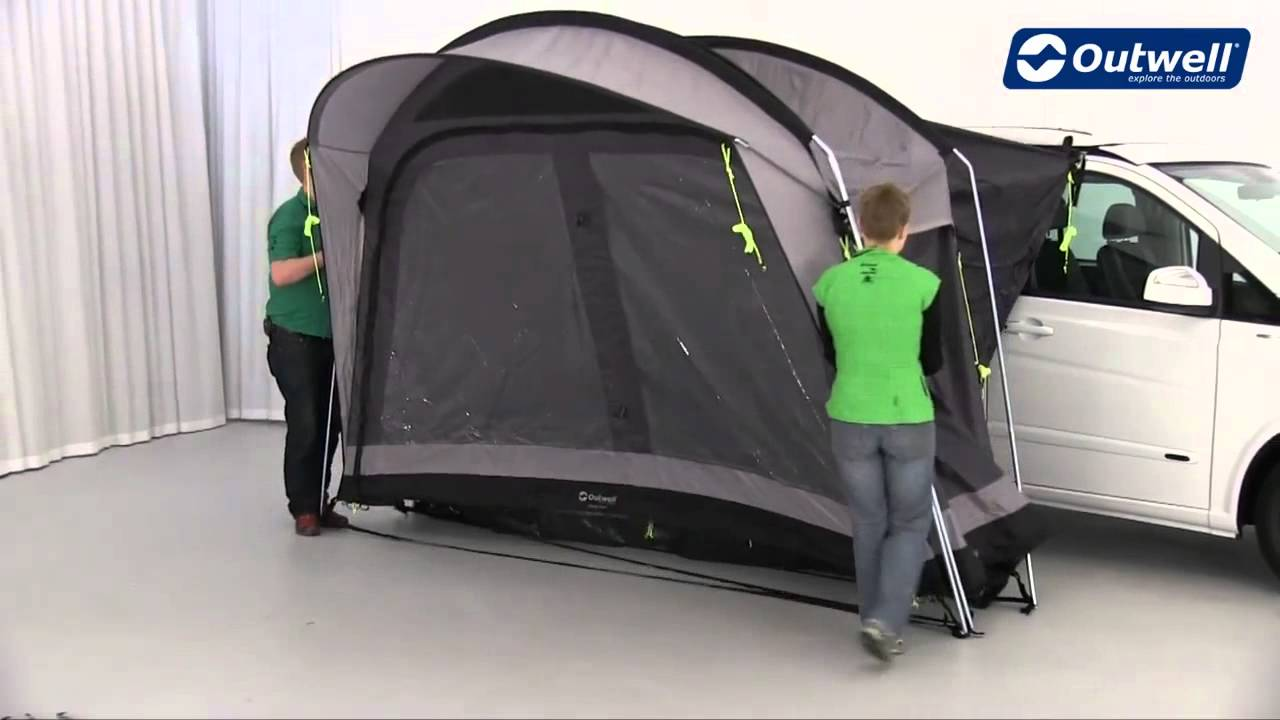 Outwell Country Road Tent At Outdoor Action Blackburn