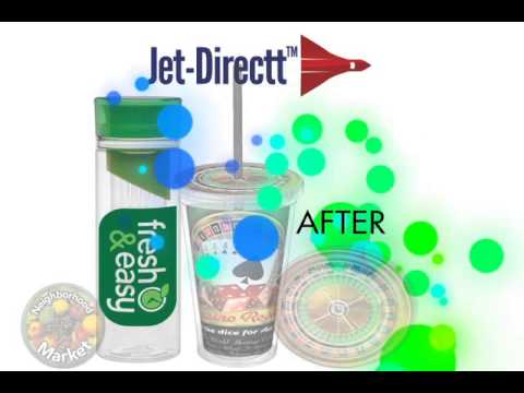 Jet-Directt by Glass America