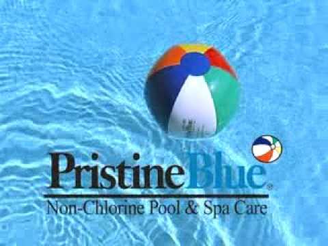 Pristine Blue Non-Chlorine Pool Care