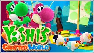 Poochys bucaneros!!! | 10 | Yoshi's Crafted world (en español)