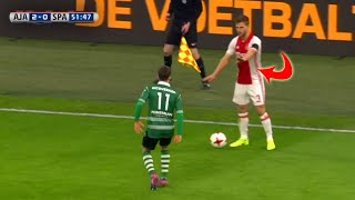 Most Unsporstmanlike Moments in Football