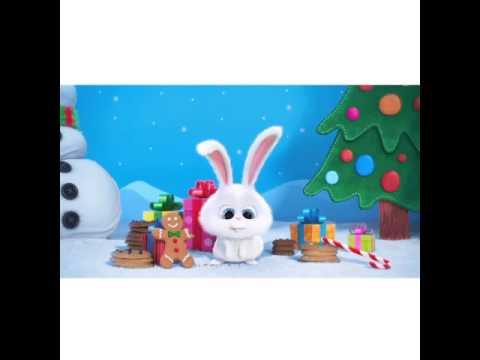 MASCOTAS - ¡Pompón os desea Feliz Navidad!