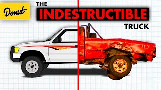 Toyota PICKUP Truck - The Science EXPLAINED