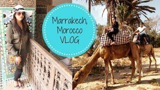Marrakech / Morroco Vlog