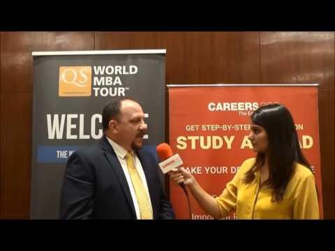 QS World MBA Tour 2016-University of California, Davis