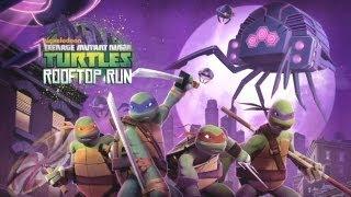 Teenage Mutant Ninja Turtles: Rooftop - Universal - HD Gameplay Trailer