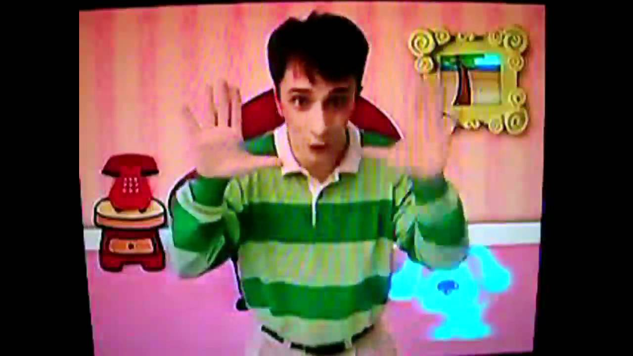 Blue's Clues (EDIT) (S1-11/14-THEMES) - YouTube