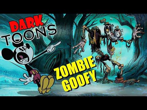 Zombie Goofy - Dark Toons