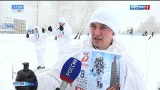 Десантники 242 учебного центра ВДВ отправились в уникальный марш-бросок