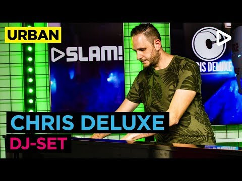 Chris Deluxe (DJ-set) | SLAM!