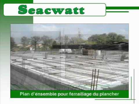 Seacwatt : Boostez l'isolation de vos vides sanitaires!