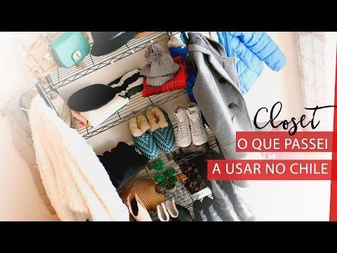 Morar no Chile: O que mudou no meu Guarda-Roupa | Pigmento F