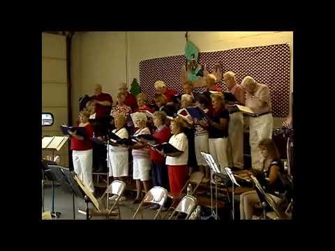 Rouses Point Community Choir  7-3-09
