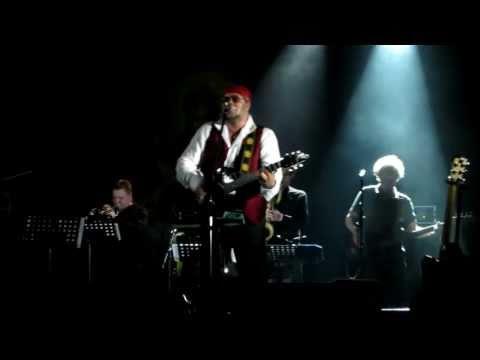 Аквариум - Дуй! (концерт в Arena Moscow, 10.06.2011)