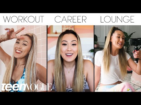 LaurDIY's Style Routine, From Athleisure to Pajamas | Teen Vogue