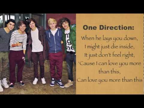 Baixar One Direction- More Than This Lyrics