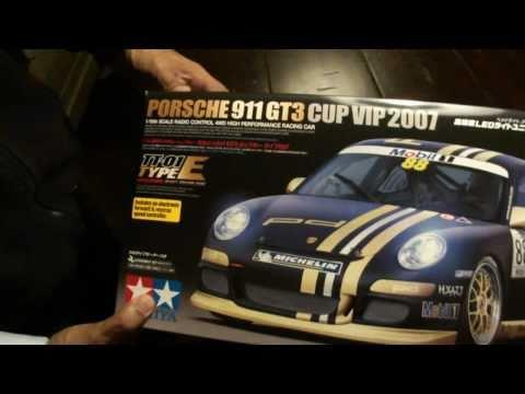 tamiya porsche 911 gt3 review pt 2 musica movil. Black Bedroom Furniture Sets. Home Design Ideas