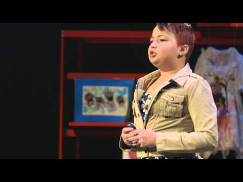 Opportunity, Just What The Doctor Ordered: Kajmere Houchins At TEDxTeen - Smashpipe Nonprofit