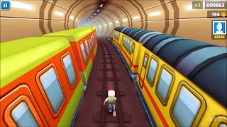 ★ Subway Surfers - Gameplay #2 (HD) [1080p60FPS]