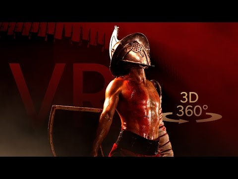 Gladiators In The Roman Colosseum VR 3D 360° by ZDF Enterprises GmbH