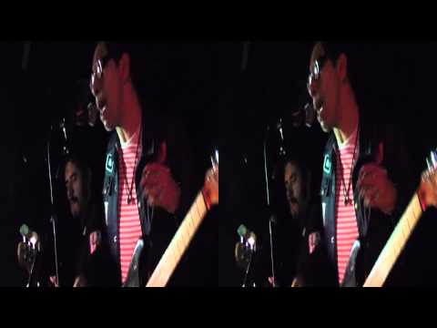 3D Live Music - Kid Congo & The Pink Monkey Birds - 'Sex Beat' @ L'Heretic Bordeaux (13/12/2011) #02
