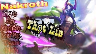 Lên Cao Thủ bằng Nakroth sẽ không còn khó khăn nữa khi Bạn biết được Mẹo - Chiến Thuật đi rừng này!
