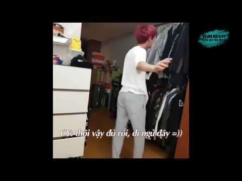 [Vietsub] Chanyeol và Sehun khuấy đảo mạng xã hội =))