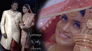 Actress Sana Son Syed Anwar Wedding