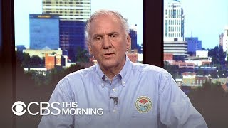 """South Carolina governor """"ready as we can be"""" for Hurricane Florence"""