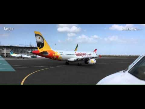 Fastjet: Best Commuting Contract for Pilot in the World