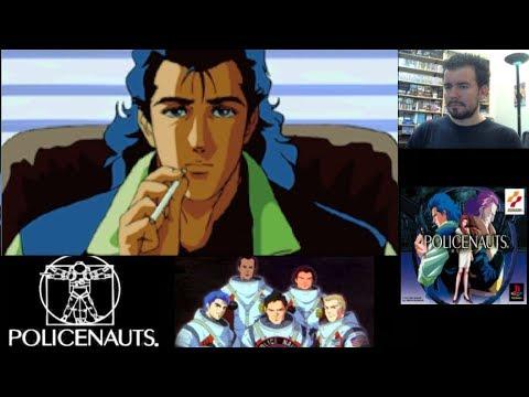 POLICENAUTS (PS1 / Saturn) - La policía espacial de Kojima || Gameplay en Español