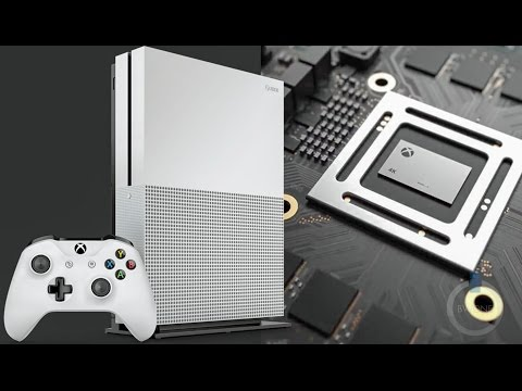 The New Xbox One S And Project Scorpio: What You Need To Know
