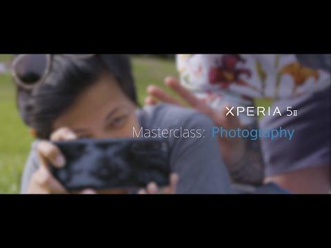 Xperia 5 II - photography masterclass