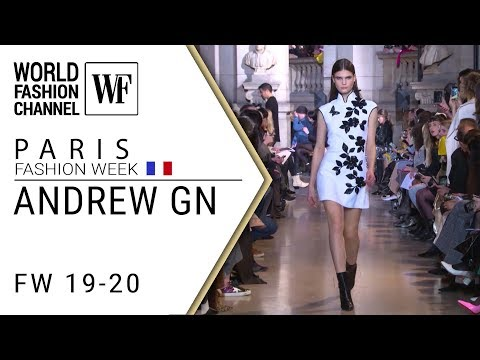 Andrew GN  Fall-winter 19-20 PWF