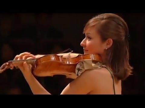 Arabella Steinbacher - Tchaikovsky Violin Concerto  (11.12.2009)