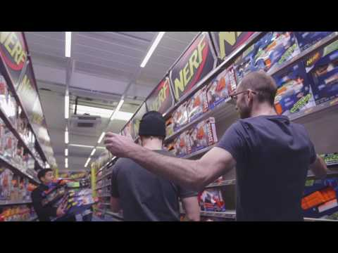 Behind the Scenes - Nerf at Smyths Toys Superstores - River Film London