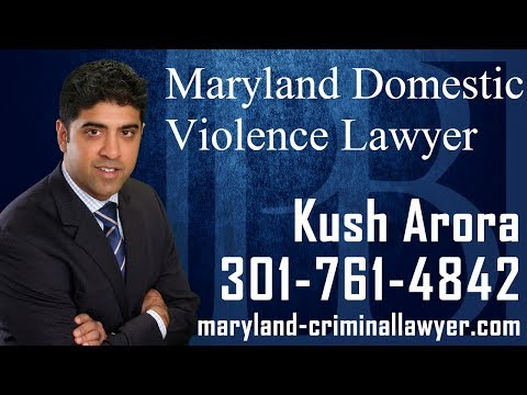 Maryland Domestic violence lawyer Kush Arora discusses important information you should know if you have been charged with domestic violence in Maryland. A domestic violence charge is serious and if convicted, the consequences could be severe and long-lasting.