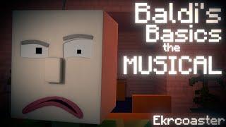 """BALDI'S BASICS the MUSICAL""   Minecraft Animation [Song by Random Encounters]"
